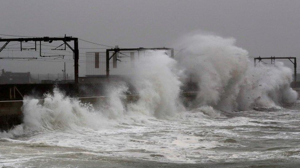 Parts of Scotland hit by more heavy rain following Storm Callum