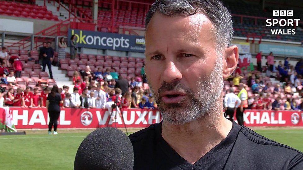 Ryan Giggs open to Wales playing in Wrexham again