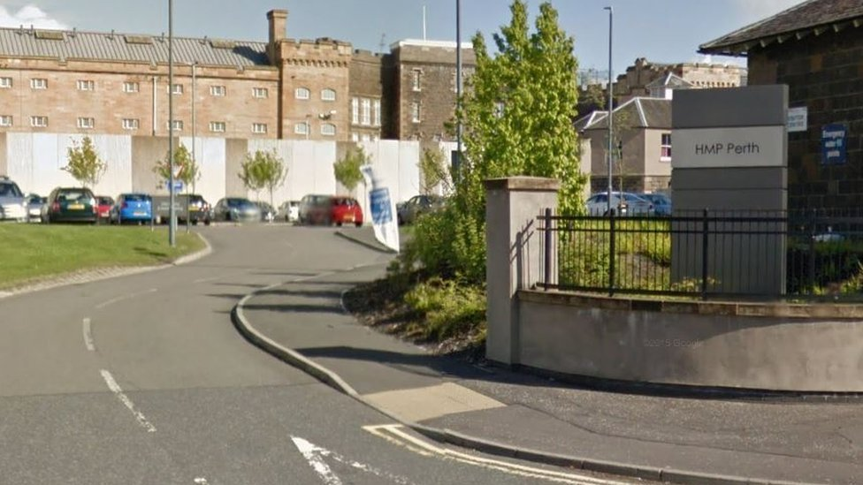 Perth Prison praised after healthcare improvements