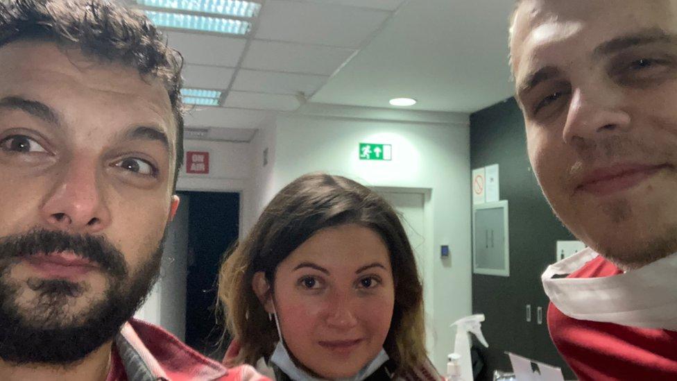 Novinari BBC na srpskom posle demonstracija