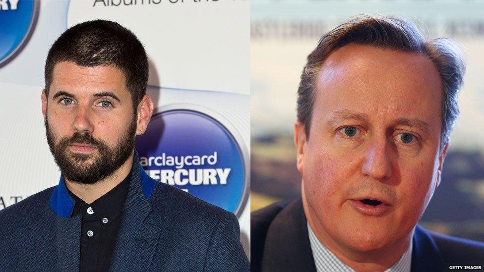 Nick Mulvey vs David Cameron