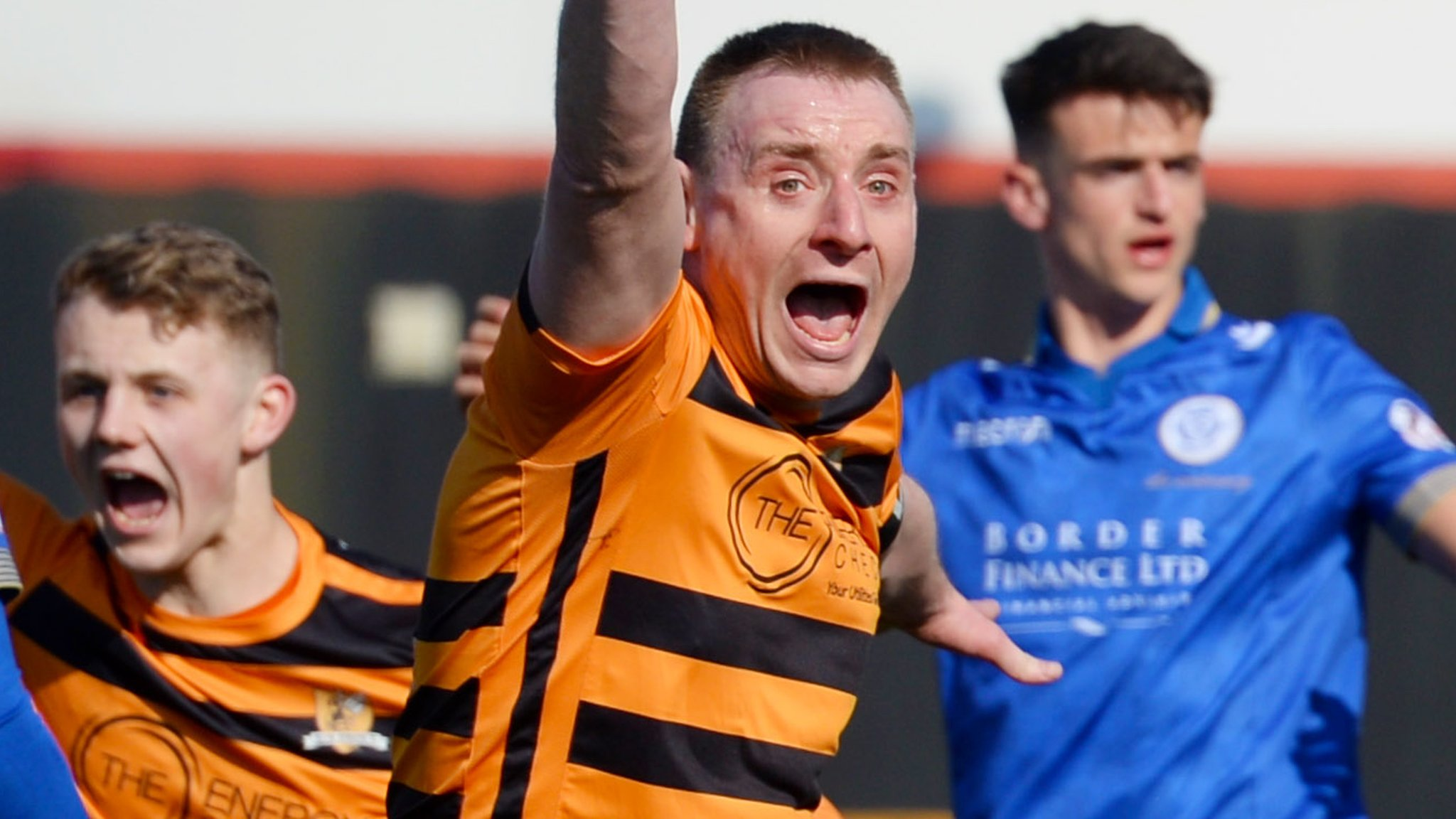 Alloa Ath 1-0 Queen of South: Steven Hetherington goal decisive