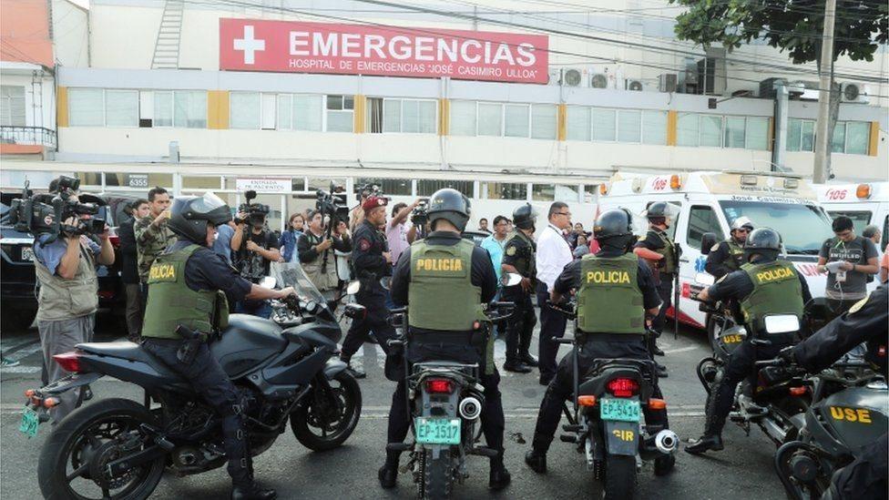 مستشفى كازيميرو أويوا