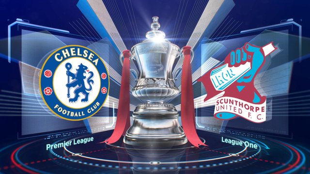 FA Cup: Chelsea 2-0 Scunthorpe highlights
