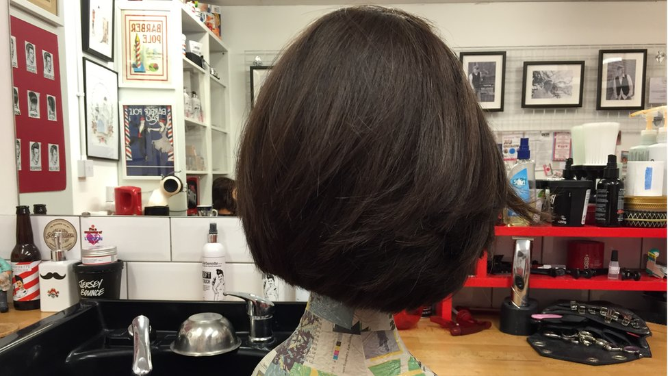 Chaya's wig