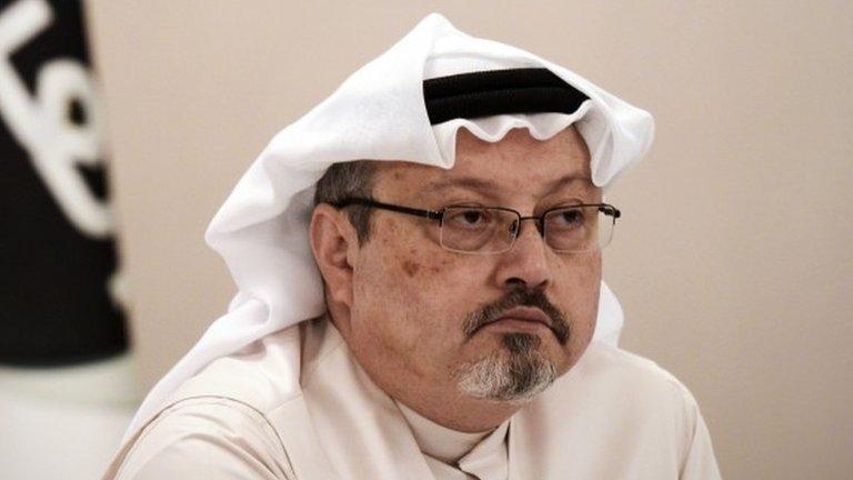 Jamal Khashoggi death: Saudi Arabia say journalist was murdered