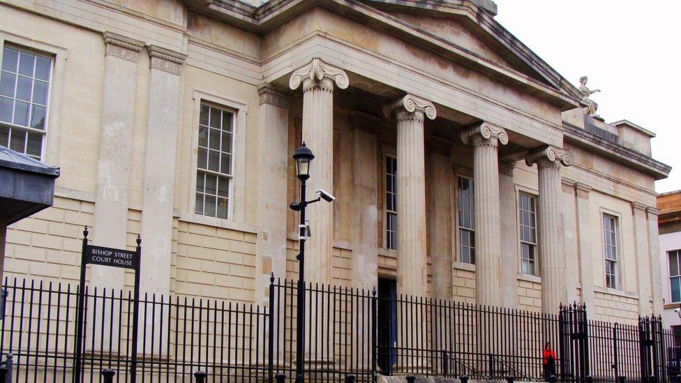 Strathfoyle: Two men jailed for 'merciless beating'