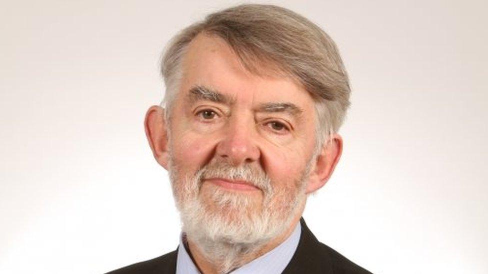 Newport West Labour MP Paul Flynn dies aged 84
