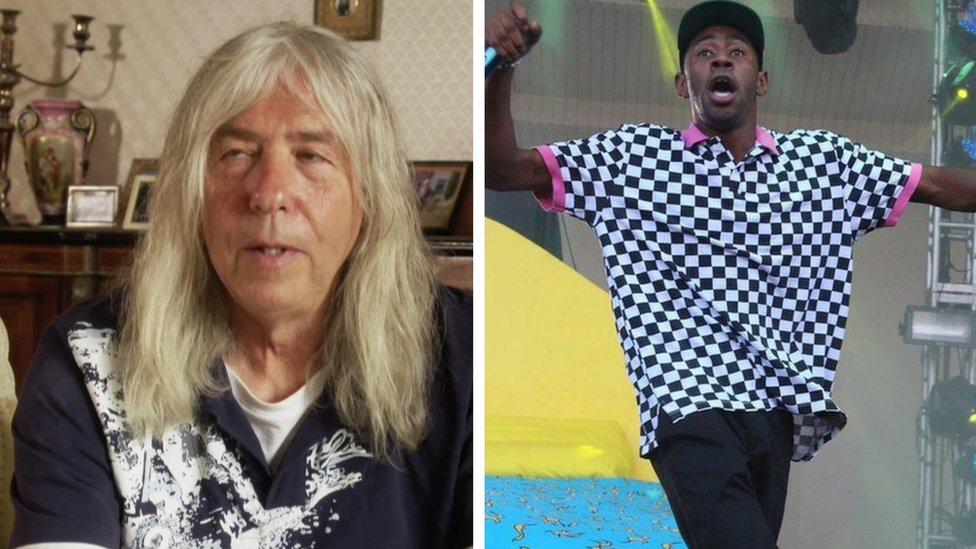 BBC News - Devon singer 'excited' song used by US rapper