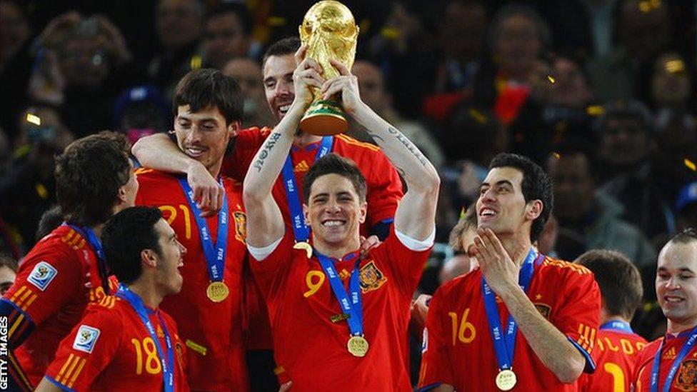 Tores je sa Španijom dva puta bio prvak Evrope i jednom svetski šampion