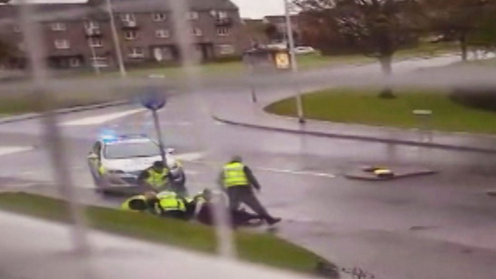 Sheku Bayoh: Fresh questions raised over police custody death
