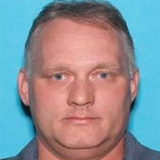 Suspected attacker Robert Bowers