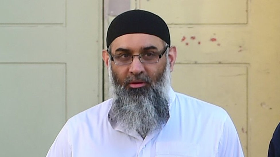 Anjem Choudary: Radical preacher released from prison
