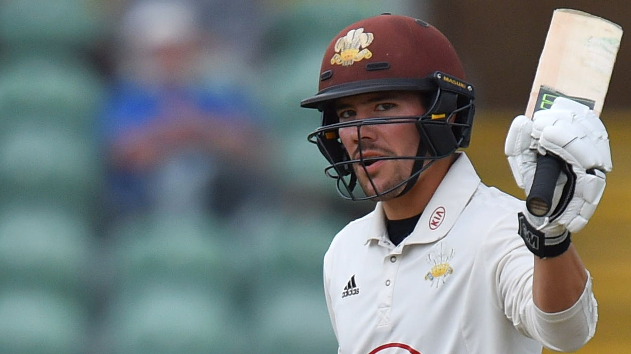 County Championship: Surrey dominate Somerset as Rory Burns makes runs again
