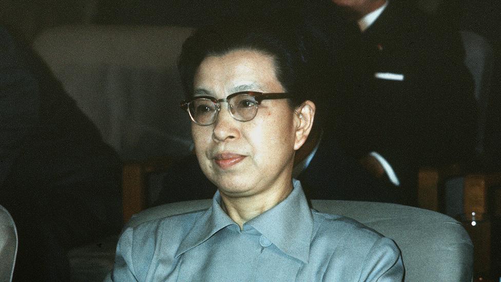 Jiang Qing en 1973