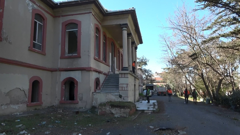 tarihi hastane