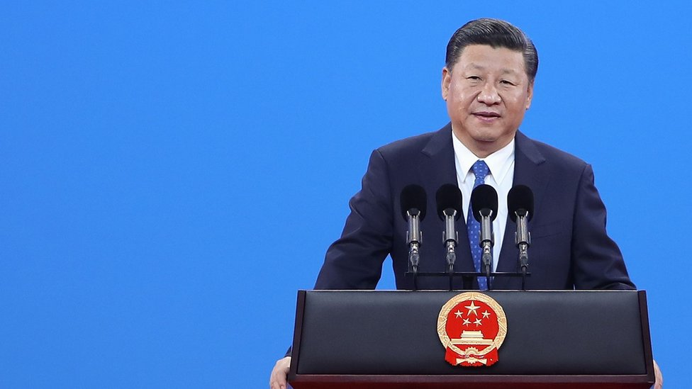 China's President Xi Jinping is focused on a massive investment programme in emerging technologies