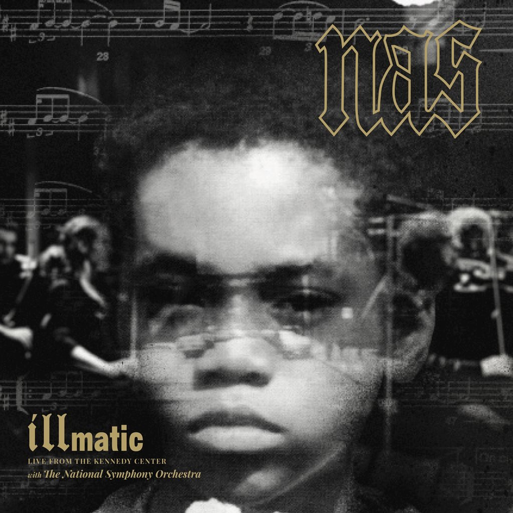 Artwork for Nas: Illmatic at the Kennedy Center