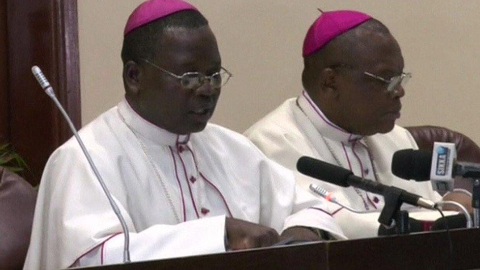 Archbishop Marcelle Utembi