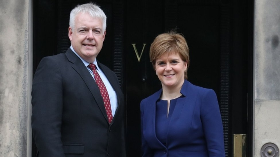 Sturgeon and Jones