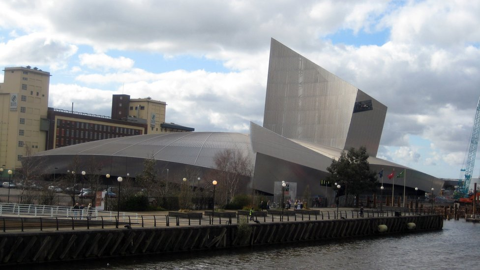 The Imperial War Museum North