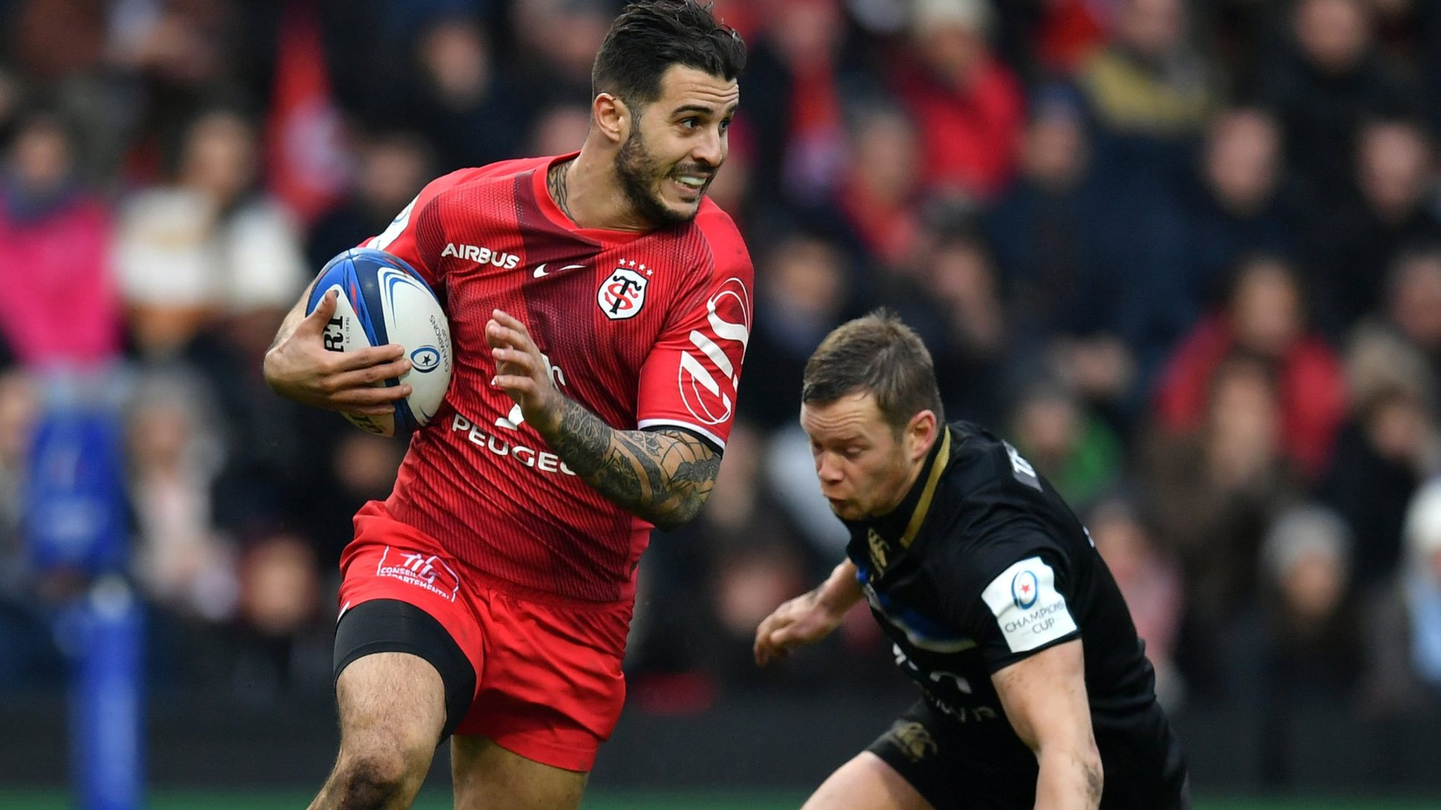Bath fightback comes up short in Toulouse