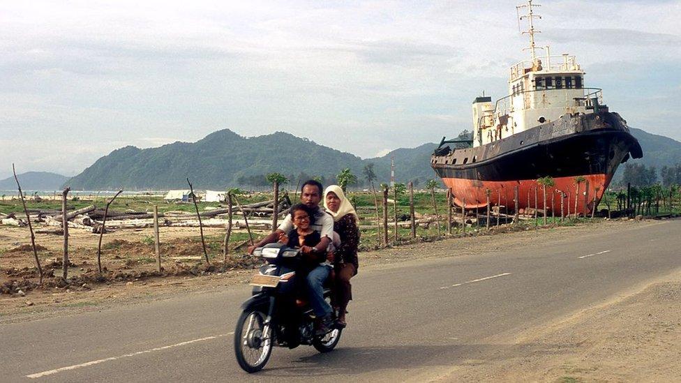 Aceh, Indonesia, 2005