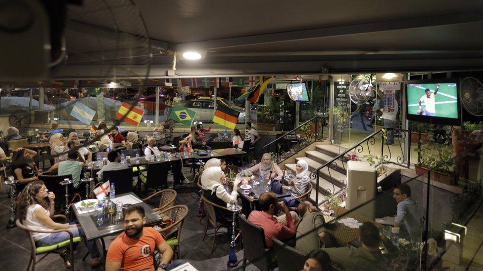 Café en Damasco