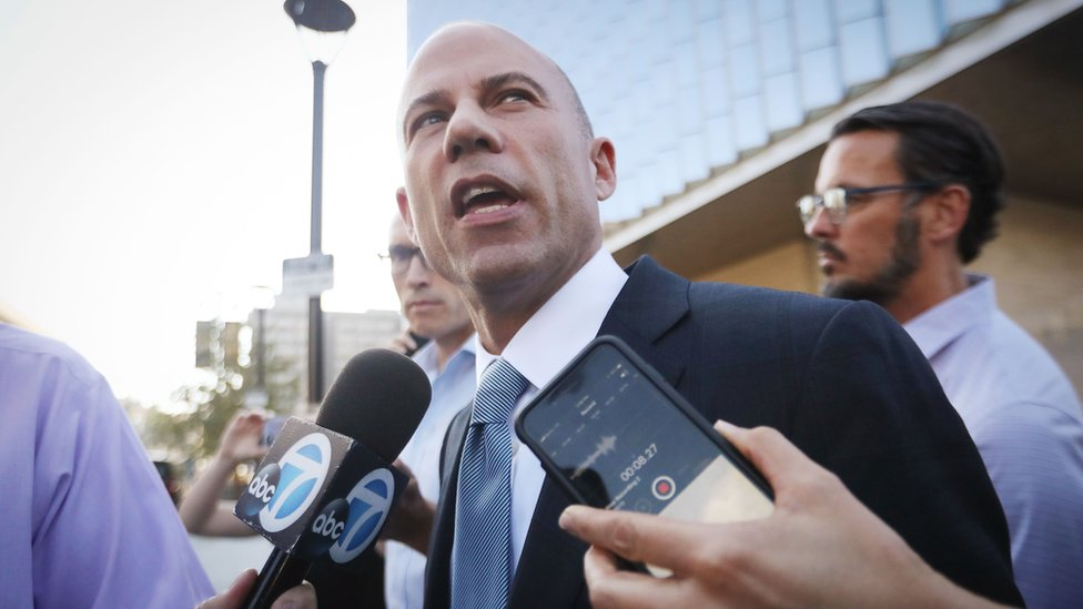 Stormy Daniels' lawyer Michael Avenatti arrested