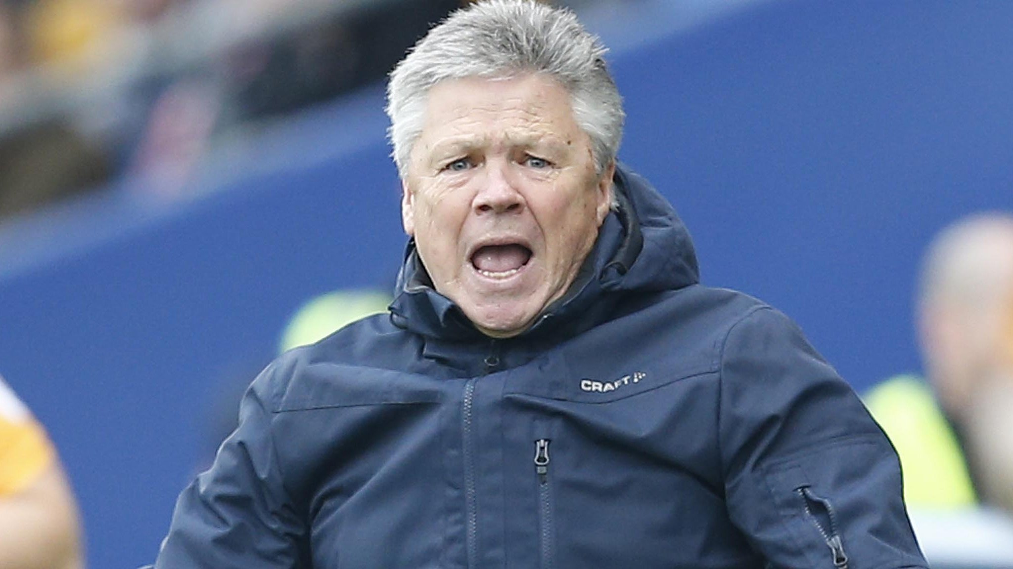 Steve Perryman: Exeter City director of football prepares for final home game