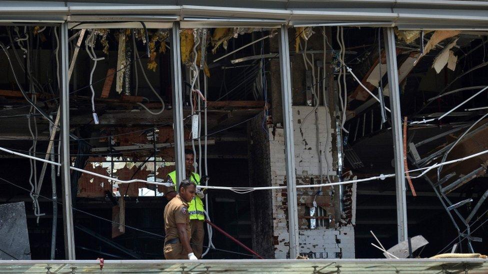 Eksplozija u Šri Lanki
