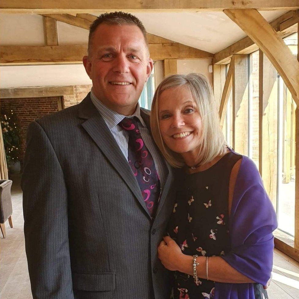 Geoff and Jennifer Marshall