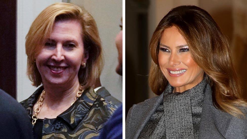 Melania Trump pide despido de asesora