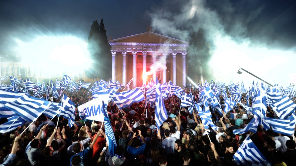 End of Greek bailouts offers little hope to young