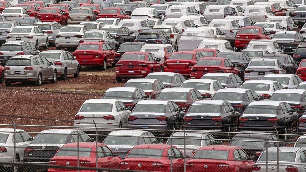 Volkswagen en México