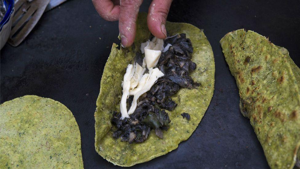 """""""Una quesadilla sin queso no es quesadilla"""", dicen en la mayor parte de México."""