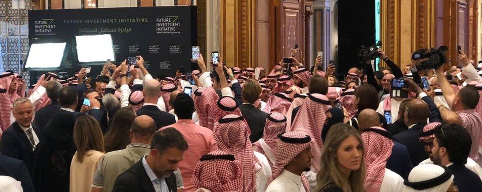 Investiciona konferencija u Saudijskoj Arabiji