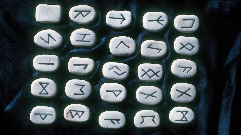 Letras runas