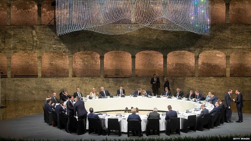 Lideri EU u Salzburgu