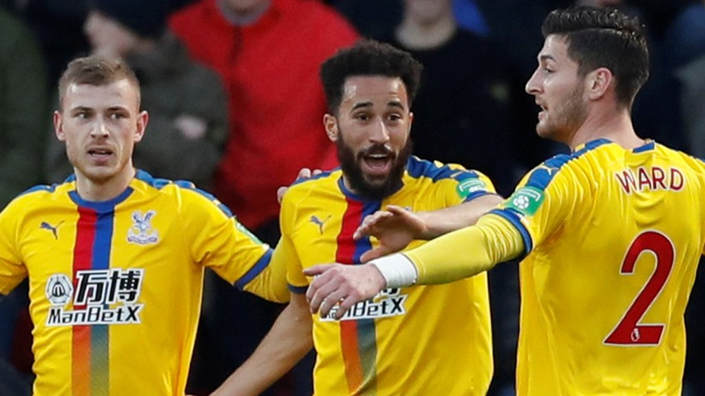 Palace ease past Doncaster to reach quarter-finals - highlights & report