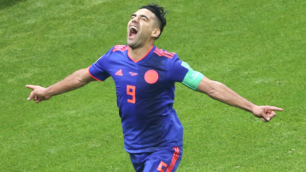 World Cup 2018: Radamel Falcao bags Colombia's second goal to put them 2-0 up against Pola