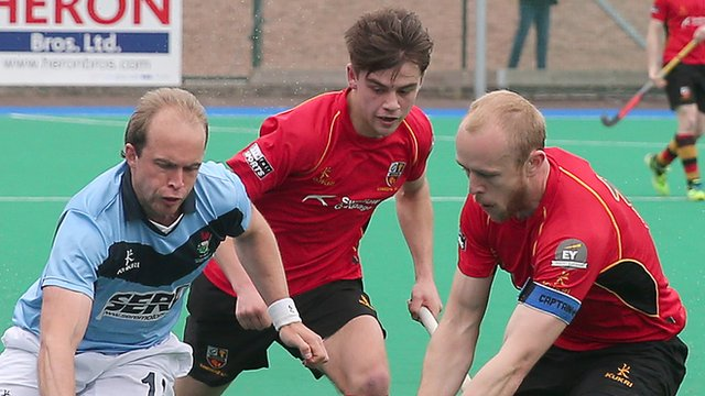 Lisnagarvey beat Banbridge in an all-Ulster final at Havelock Park