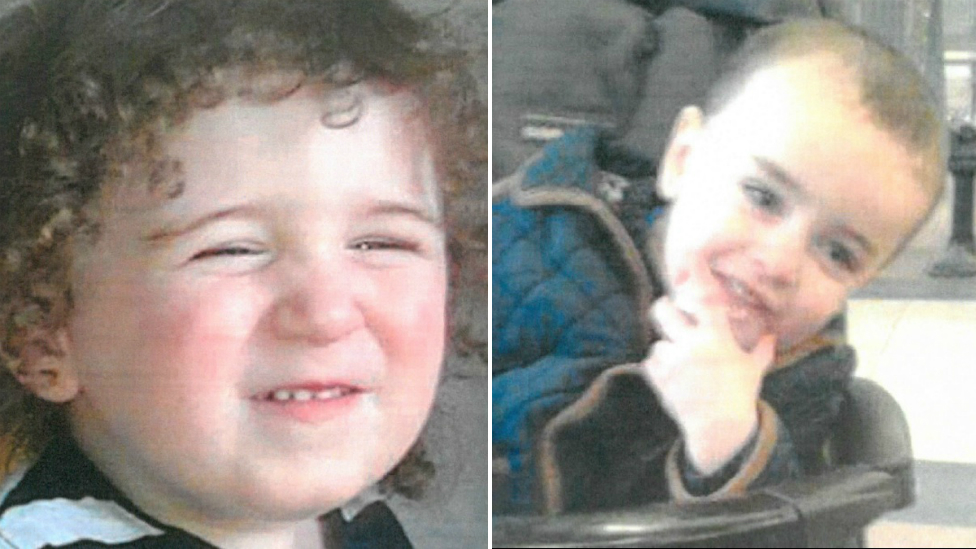 Property manager jailed over Huddersfield boys' fire deaths