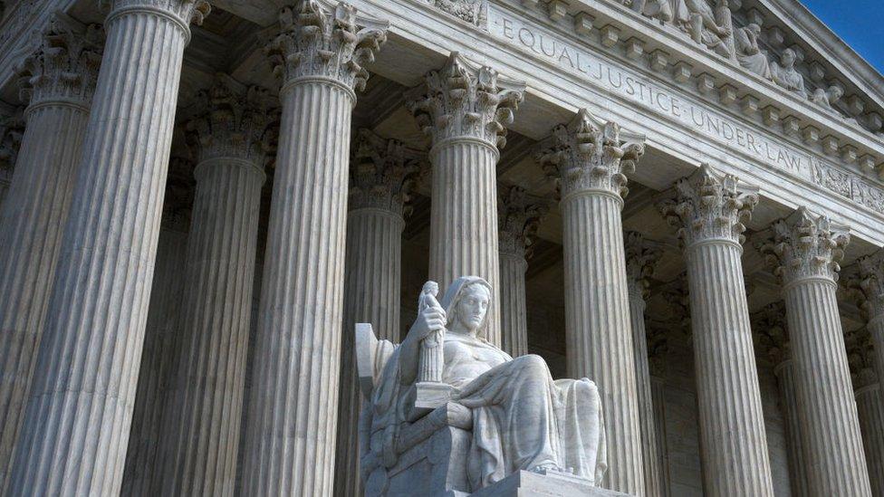 Corte Suprema de Estados Unidos.
