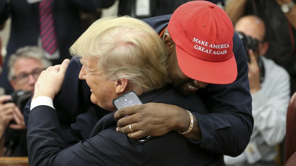 Tramp i Kanje Vest 2018. godine