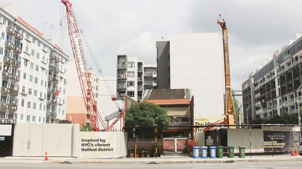 Singapore: Why these defiant 'nail house' owners refuse to sell thumbnail