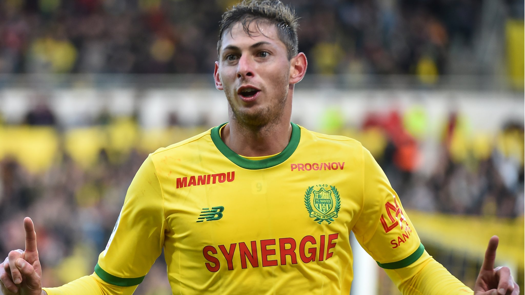 Emiliano Sala: Cardiff City sign Nantes striker for undisclosed club-record fee