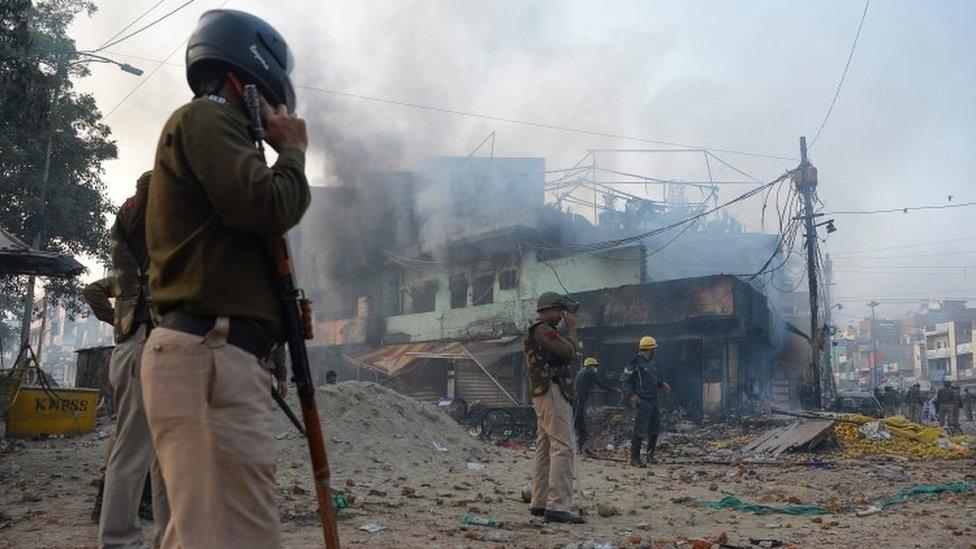 दिल्ली हिंसा: क्या बारूद के ढेर पर बैठी दिख रही है राजधानी? - ग्राउंड रिपोर्ट