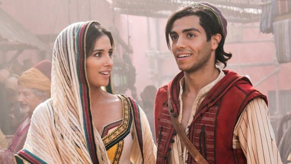 Aladdin casts box office spell