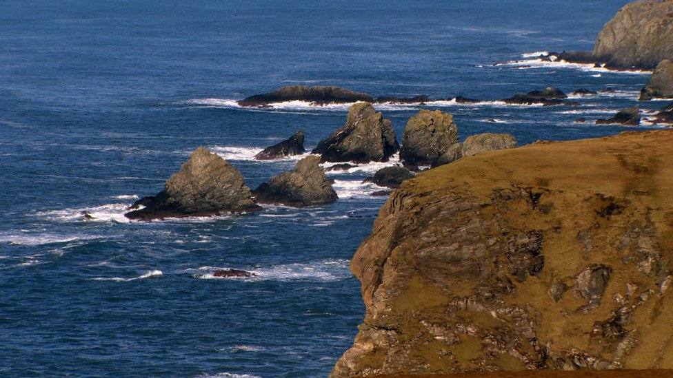 Península de Oa en Islay.